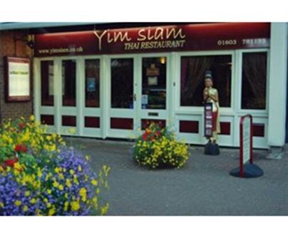 Yim Siam Thai Restaurant Wroxham